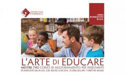 L'arte di educare corso al Pacinotti