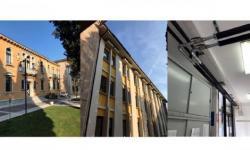Liceo Belli di Portogruaro: i lavori finiscono in anticipo