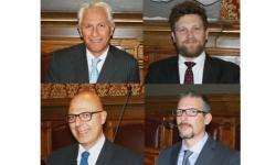 I presidenti e i vicepresidenti delle Commissioni consiliari permanenti