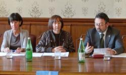 presentazione del progetto Voga la scuola 2012