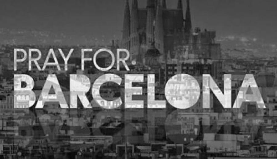 Solidarietà per Barcellona