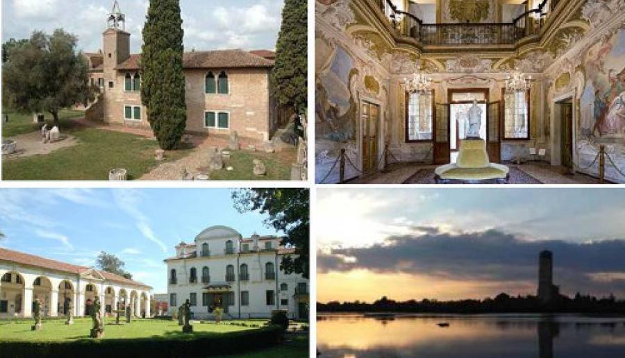 Ferragosto a Torcello e Villa Widmann