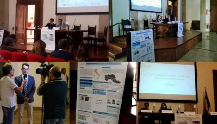 Alcune foto dell'incontro del Progetto DeSK a Taranto