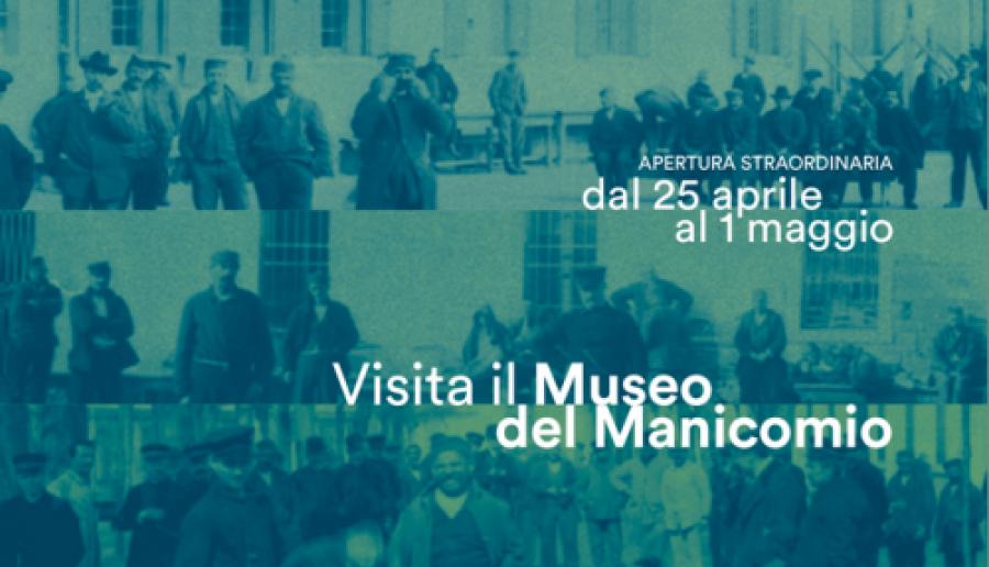 Apertura straordinaria del Museo del Manicomio