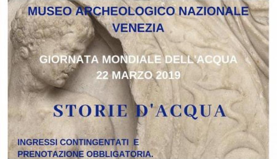 Storie d'acqua al Museo archeologico nazionale di Venezia