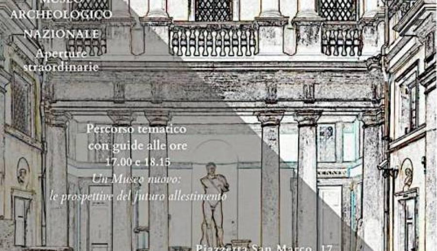 Aperture staordinarie estive del Museo archeologico di Venezia