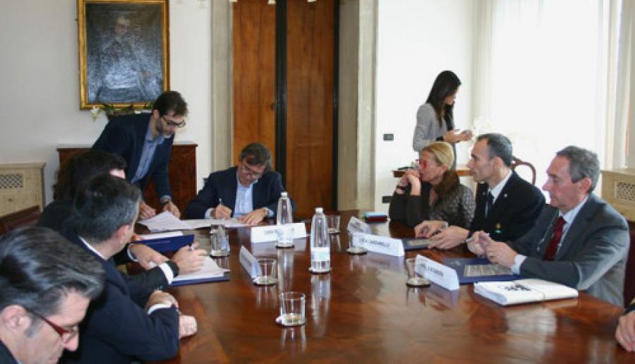 Firmati i Protocolli di vigilanza ambientale