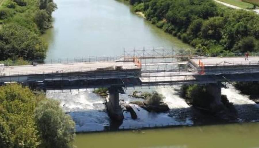 ponte sandon fiume brenta