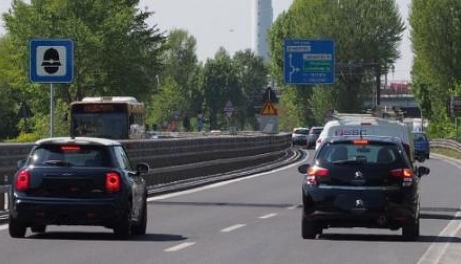 Progetto strade sicure (foto La Nuova Venezia)