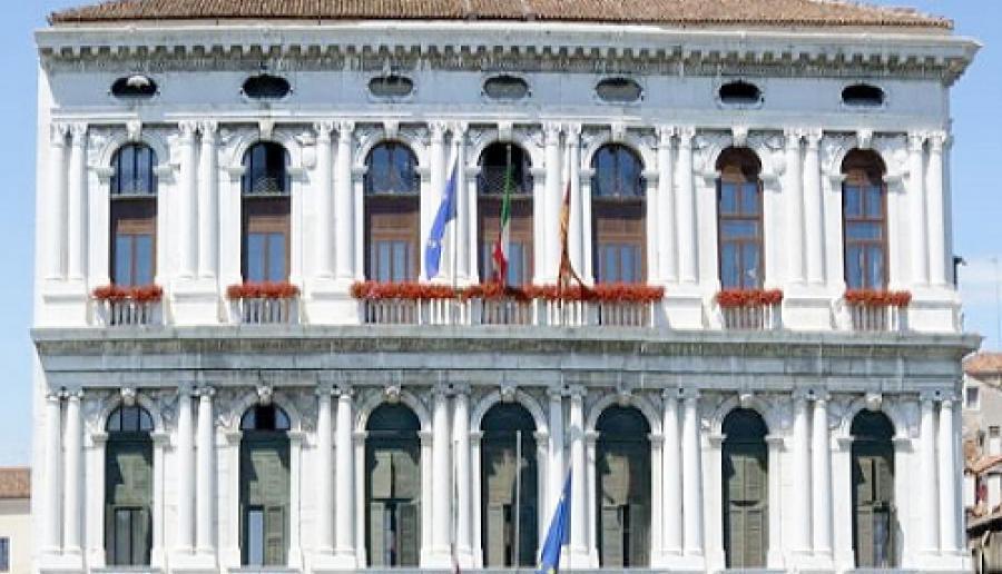 Venezia, Ca' Corner (foro: Mario Fletzer)
