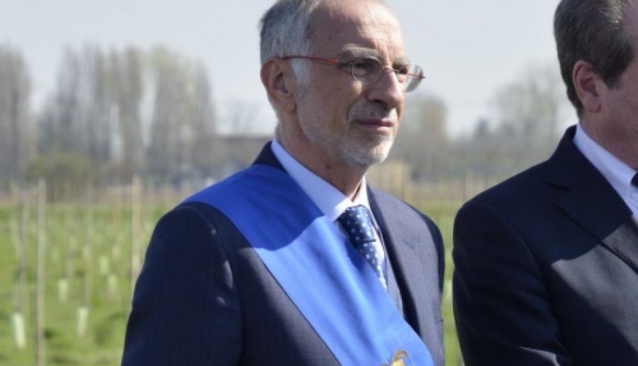 il commissario della Provincia di Venezia Cesare Castelli
