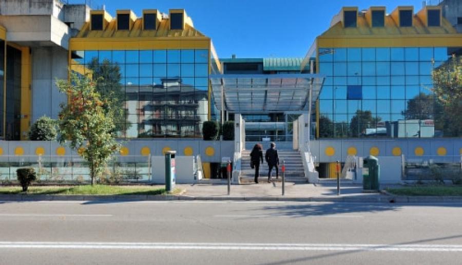 Mestre, Centro Servizi 2 della Provincia di Venezia (foto: M. Fletzer)