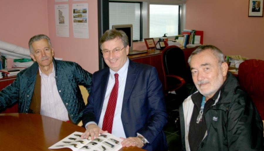 da sin.: Giampaolo Rallo, Mario Dalla Tor, Ludovico Antonini (foto: M. Fletzer)
