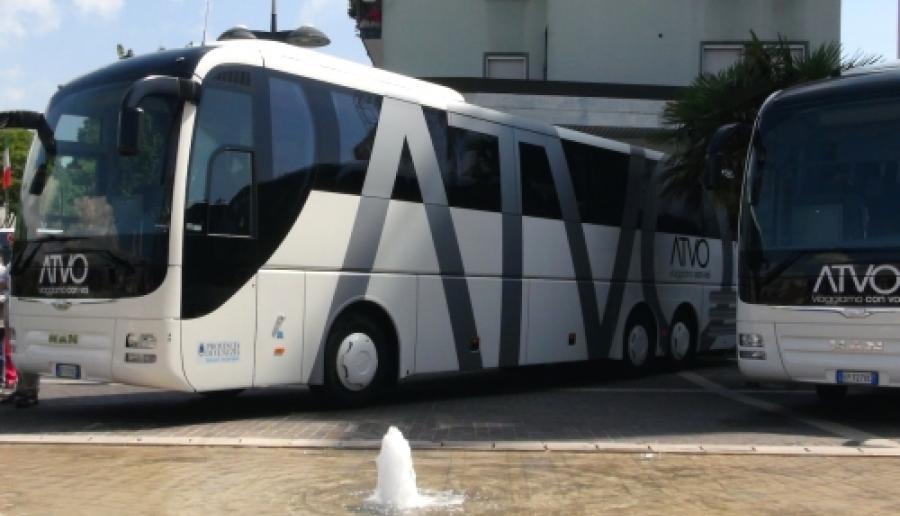 bus dell'Atvo (Azienda trasporti Veneto orientale)
