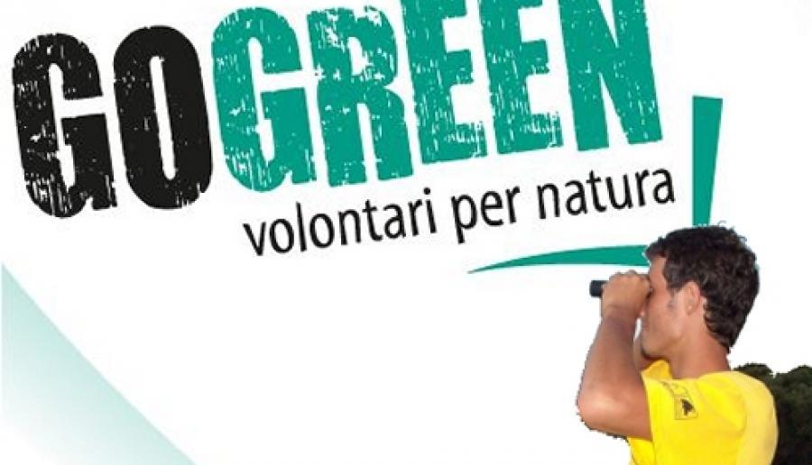 go green il progetto giovani della Lipu